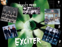 Exciter wallpaper